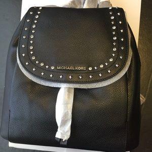 NWT Michael Kors large Riley backpack ✨